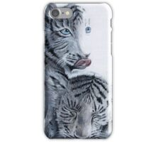 baby tigers iPhone Case/Skin