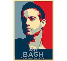 Alan Bagh - President 2020 - Birdemic Photographic Print