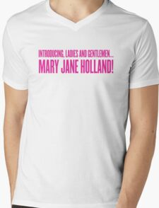 Introducing Mary Jane Holland! Mens V-Neck T-Shirt