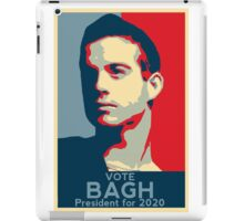 Alan Bagh - President 2020 - Birdemic iPad Case/Skin