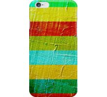 oil paint abstract iPhone Case/Skin