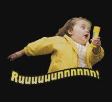 Chubby Bubbles Girl - running girl meme by RobertKShaw