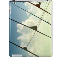 boat mast  iPad Case/Skin
