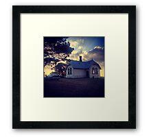 Community, Love, Life Framed Print
