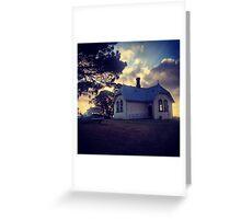 Community, Love, Life Greeting Card