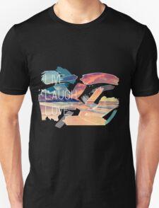 Live Laugh Love Sunset Unisex T-Shirt
