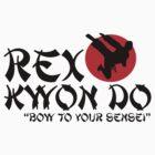 Napoleon Dynamite - Rex kwon Do bow to your sensei by RobertKShaw