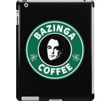 Bazinga Coffee(Sheldon Cooper) iPad Case/Skin