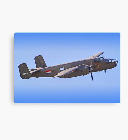 B-25J Mitchell - Shoreham 2013 Canvas Print