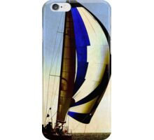 sailrace iPhone Case/Skin