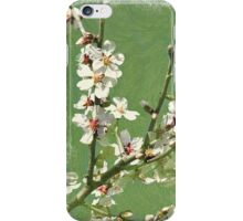 spring tree flowers iPhone Case/Skin