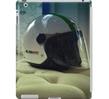 helmet iPad Case/Skin