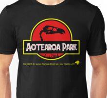 Aotearoa Park (Haast's Eagle skull) Unisex T-Shirt