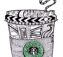 Starbucks Coffee by krishsarrosa