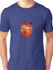 orange helmet Unisex T-Shirt