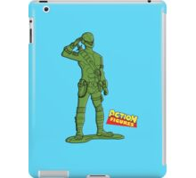 A Real American Hero iPad Case/Skin