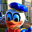 Donald Duck by pmarella
