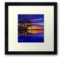 Prairie Awakening Framed Print