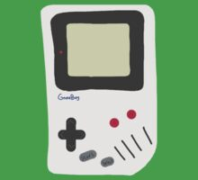 GameBoy One Piece - Short Sleeve