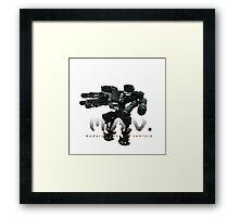 M.A.V.  Framed Print