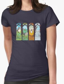 Spirit of the Seasons Womens Fitted T-Shirt