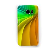 Abstract 3d image Samsung Galaxy Case/Skin