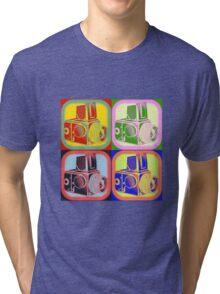 4 Hasselblad Tri-blend T-Shirt