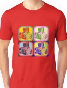 4 Hasselblad Unisex T-Shirt