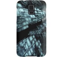 Abstract technology  Samsung Galaxy Case/Skin