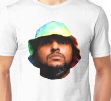 ScHoolboy Q portrait  T-Shirt large Unisex T-Shirt
