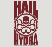 Hail Hydra by Graymalkin