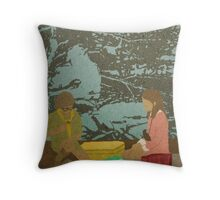 I love you but you don't know what you're talking about.  Throw Pillow