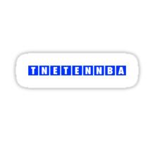 TNETTENBA Sticker