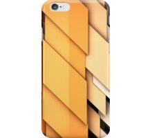 geometric shapes background iPhone Case/Skin