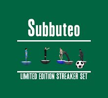 Subbuteo: Limited Edition Streaker Set Unisex T-Shirt