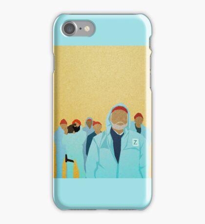 Team Zissou.  iPhone Case/Skin