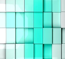 tiles cubes background by carloscastilla