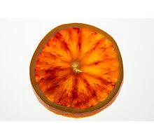 Orange Slice Photographic Print
