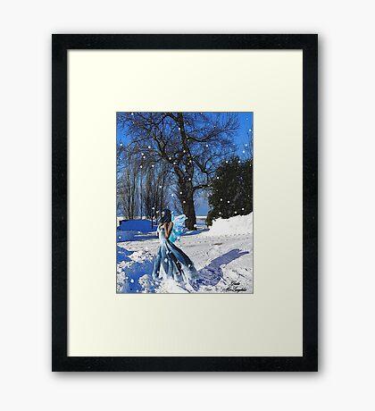 Winter Dreams Framed Print