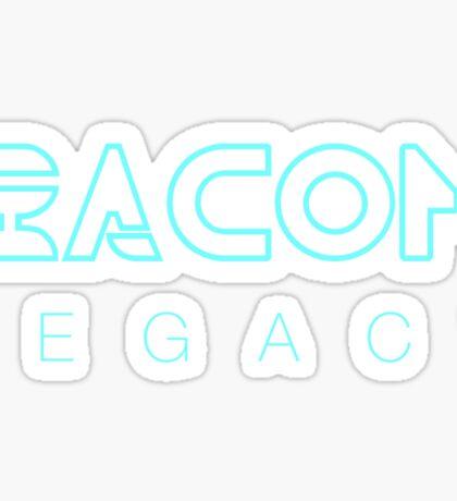 Bacon Legacy Sticker