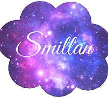 Smillan (White Font) by rhiannontl