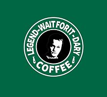 Legend - Wait for it - Dary Coffee2 by artemisd
