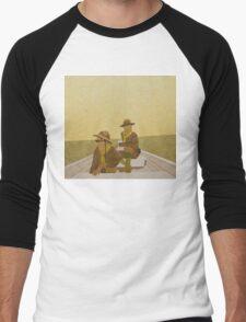 Scout Master Ward + Gadge Men's Baseball ¾ T-Shirt