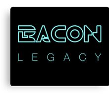 Bacon Legacy Canvas Print