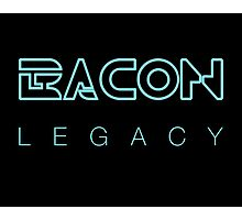 Bacon Legacy Photographic Print