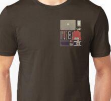 8Bit Handbag Unisex T-Shirt
