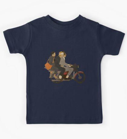 Motorcycle  Kids Tee