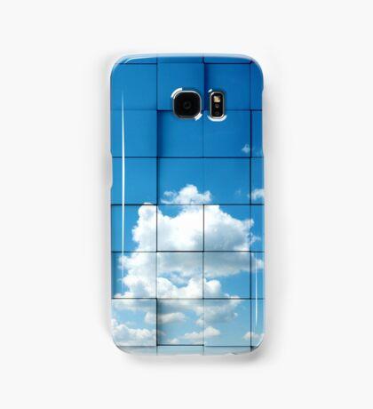 Abstract sky concept Samsung Galaxy Case/Skin