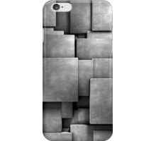 Concrete blocks iPhone Case/Skin