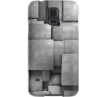 Concrete blocks Samsung Galaxy Case/Skin